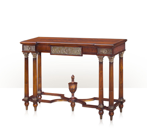 Theodore Alexander - Single Urn Console Table - 5305-041