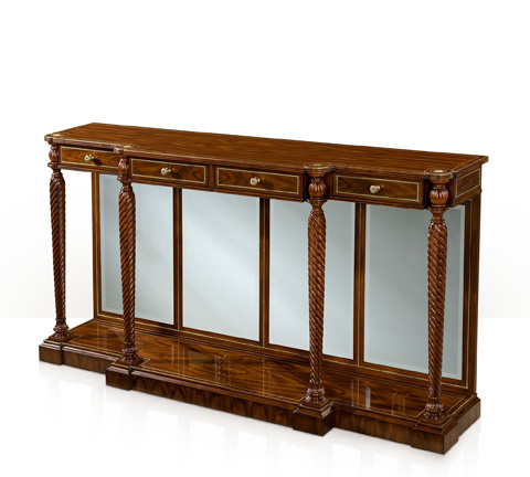 Theodore Alexander - Supper With The Austens Console Table - 5305-258