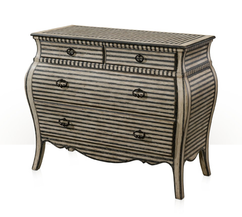 Theodore Alexander - Lines Of Attraction Chest - 6002-208