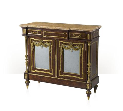 Theodore Alexander - Bold As Brass Cabinet - 6105-332