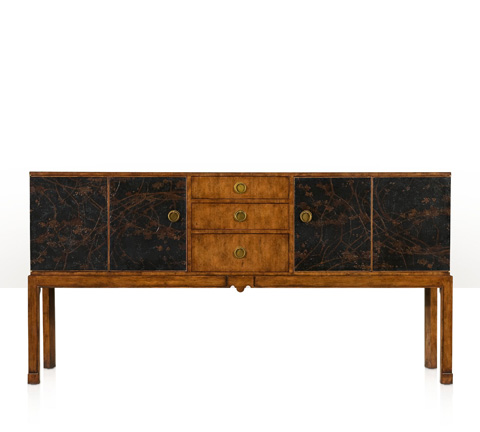 Theodore Alexander - An Ode On Black Sideboard - 6105-384