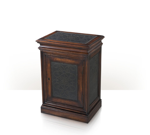 Theodore Alexander - Complimentary Engravings Accent Cabinet - 6121-003