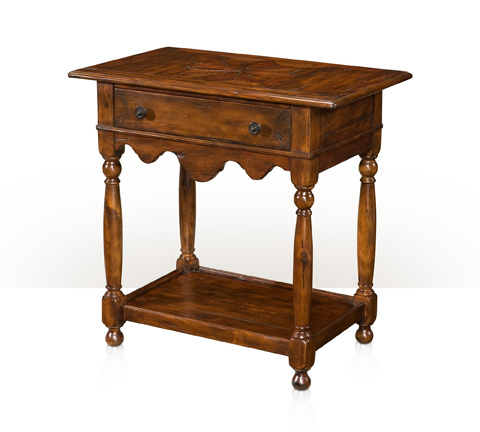 Theodore Alexander - The Corner-Detail Bedside Table - CB50002