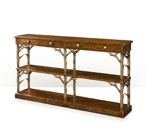 Theodore Alexander - Forest Reminiscences Console Table - CB53007