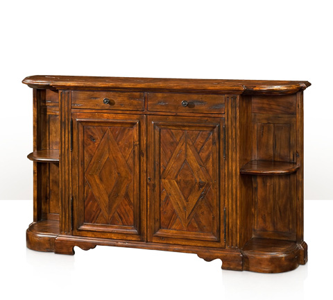 Theodore Alexander - Holly Maze Cabinet - CB61003