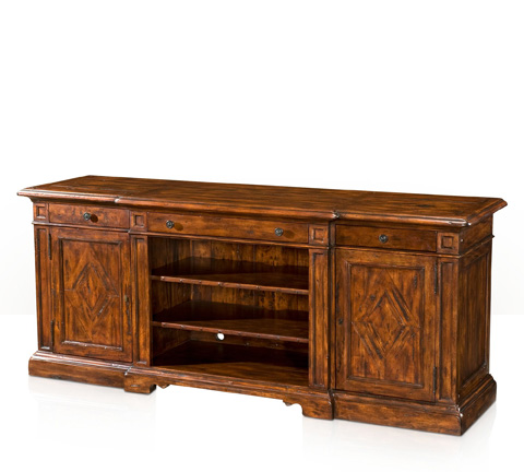 Theodore Alexander - Country Entertainment Console - CB62001