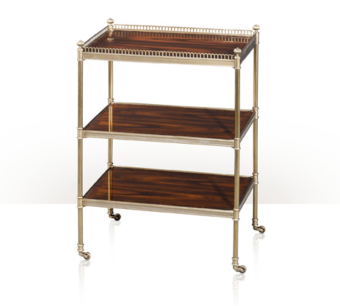 Theodore Alexander - Dignified Rosewood Etagere - RE50010