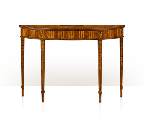 Theodore Alexander - Irish Bowfront Console Table - RE53002