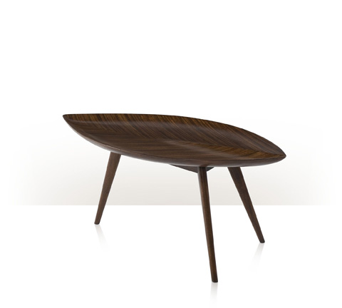 Theodore Alexander - Pacific Leaf Cocktail Table II - 5105-363