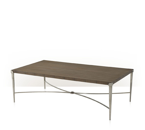 Theodore Alexander - Waverley Cocktail Table - 5121-070
