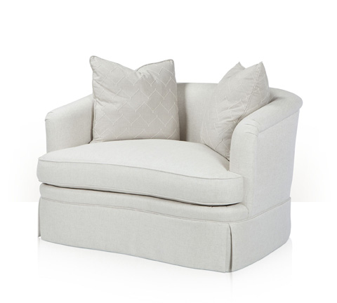 Theodore Alexander - Dionesia Chair - 8025