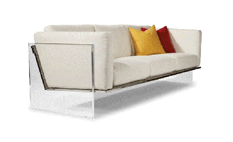 Thayer Coggin - Get Smart Sofa by Milo Baughman - 1270-303