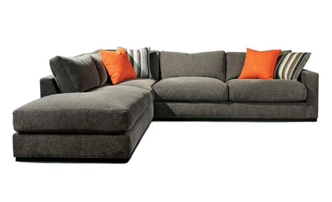 Thayer Coggin - The Big Easy Sectional - 1296-312