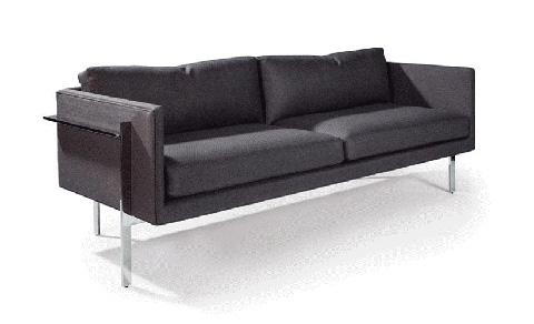Thayer Coggin - Drop In Sofa by Milo Baughman - 1314-313