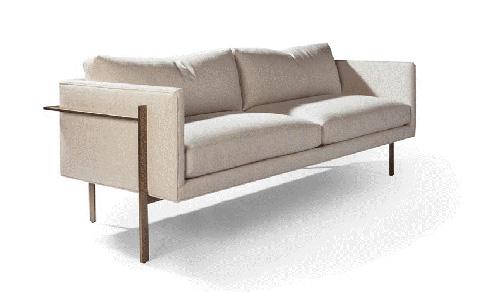 Thayer Coggin - Drop In Sofa by Milo Baughman - 1314-313-B
