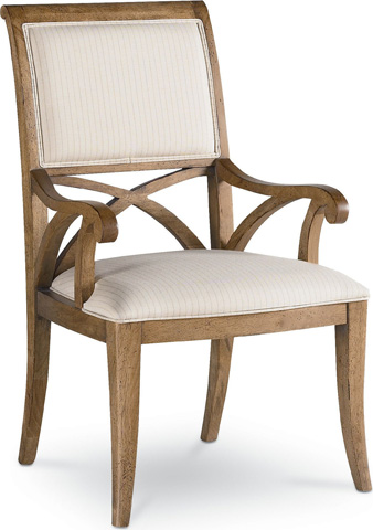 Thomasville Furniture - Pacific Upholstered Arm Chair - 46421-882