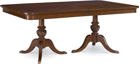 Thomasville Furniture - Double Pedestal Dining Table - 46821-772