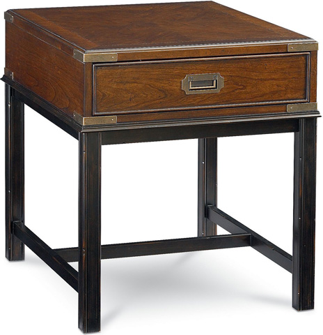 Thomasville Furniture - Campaign End Table - 46891-220