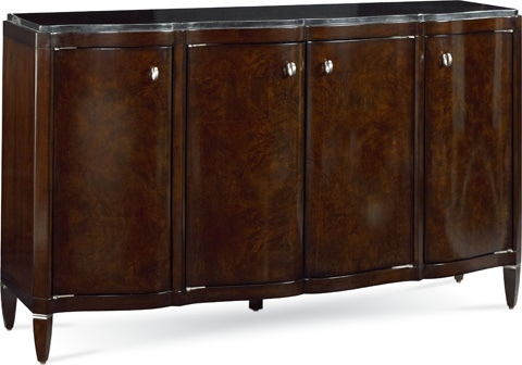 Thomasville Furniture - Four Door Buffet with Stone Top - 82221-136