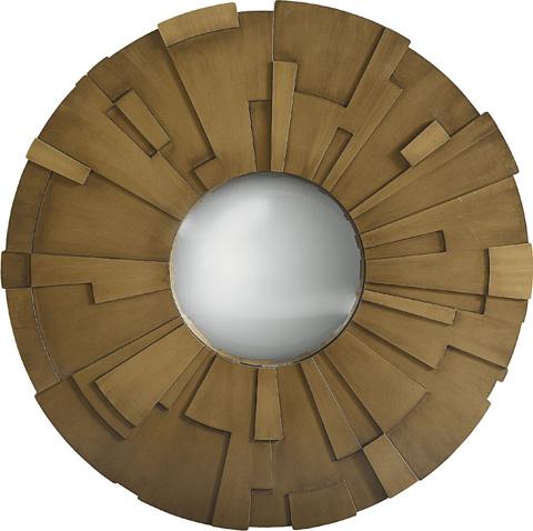Thomasville Furniture - Round Odyssey Mirror - 83390-017