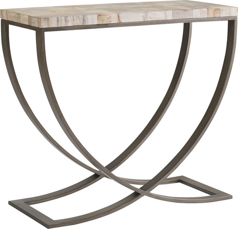 Thomasville Furniture - Petro Bunching Console - 83390-027