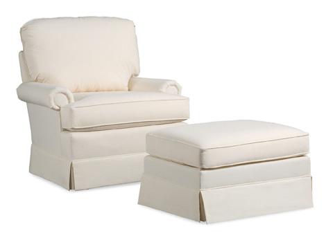 Thomasville Furniture - Atlantis Swivel Chair - 1052-15SW