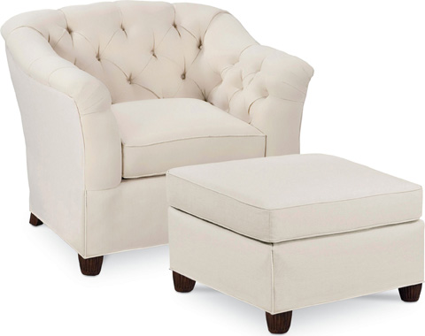 Thomasville Furniture - Rendezvous Chair - 1608-15