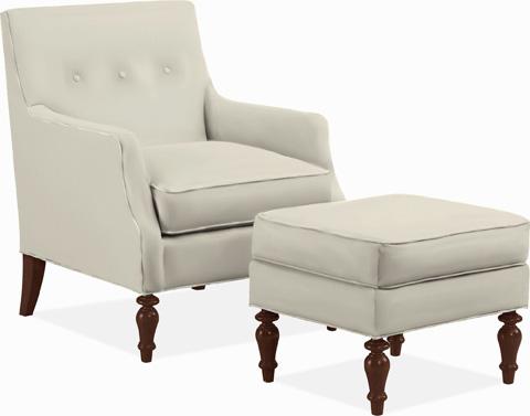Thomasville Furniture - Marlowe Ottoman - 1723-16