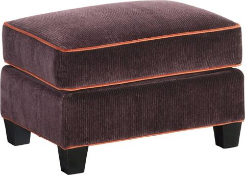 Thomasville Furniture - Newcastle Ottoman - 1840-16