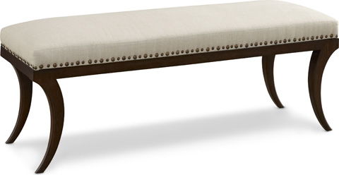 Thomasville Furniture - Phoebe Bench - 83412-906