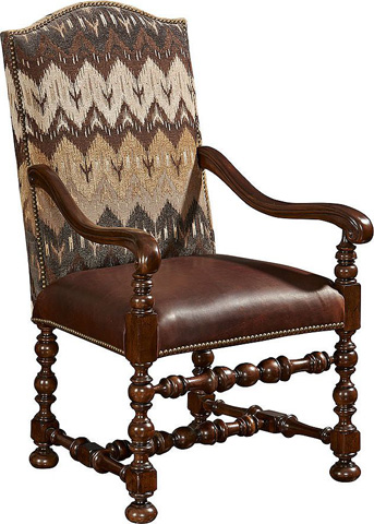 Thomasville Furniture - Maestro Upholstered Arm Chair - 84425-892