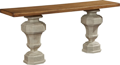 Thomasville Furniture - Final Draft Console Table - 84431-730