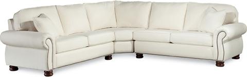 Thomasville Furniture - Benjamin Sectional - 1461-SECT