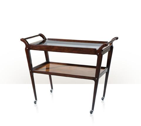 Theodore Alexander - Carte Blanche Bar Cart - KENO5056