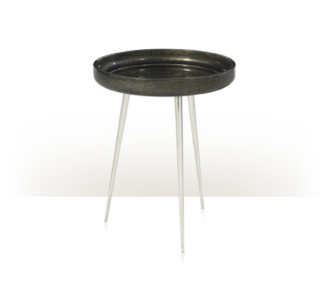 Theodore Alexander - Dished End Table - KENO5063