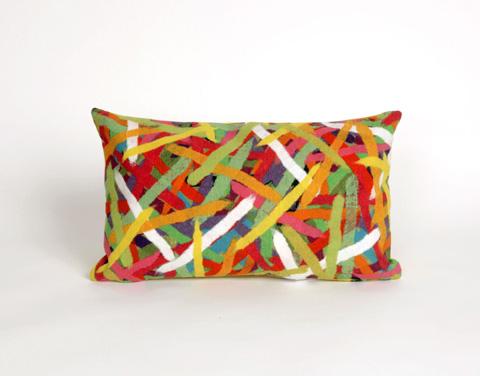 Trans-Ocean Import Co., Inc. - Visions II Pick Up Sticks Jewel Pillow - 7SB1S416144