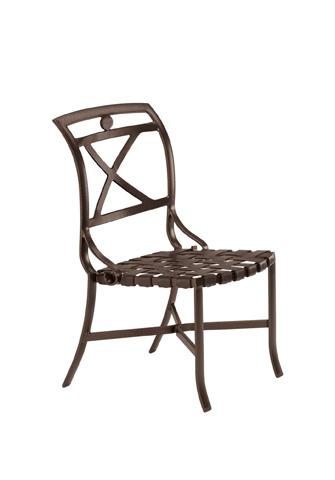 Tropitone Furniture Co., Inc. - Palladian Strap Side Chair - 109928