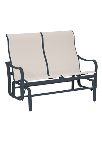 Tropitone Furniture Co., Inc. - Shoreline Sling Double Glider - 150016