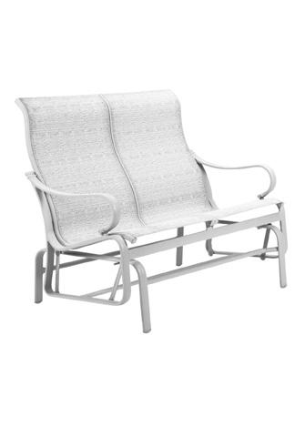 Tropitone Furniture Co., Inc. - Torino Sling Double Glider - 150316