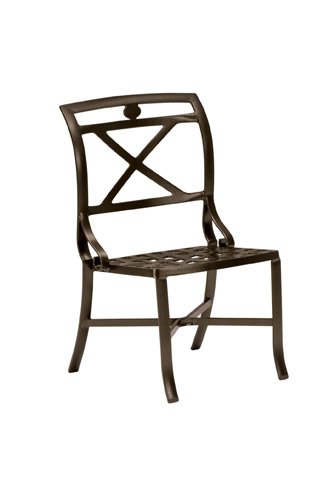 Tropitone Furniture Co., Inc. - Palladian Cast Side Chair - 170028