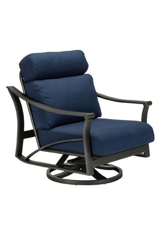 Tropitone Furniture Co., Inc. - Corsica Cushion Swivel Action Lounger - 171325NT