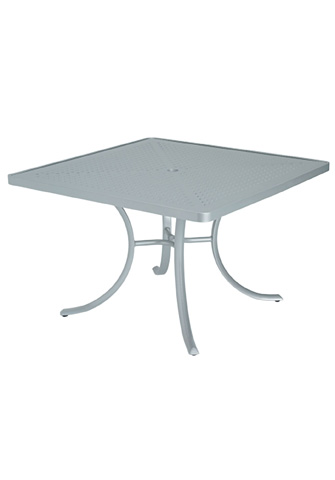 Tropitone Furniture Co., Inc. - Boulevard Square Dining Umbrella Table - 1877SBU