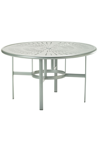 Tropitone Furniture Co., Inc. - La'Stratta Round Dining Umbrella Table - 190348SLU
