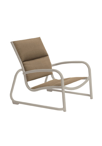 Tropitone Furniture Co., Inc. - Millennia Padded Sling Sand Chair - 220413PS