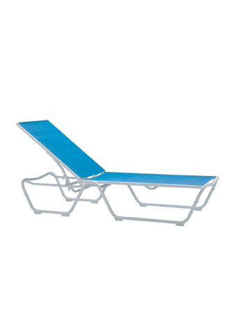 Tropitone Furniture Co., Inc. - Millennia Relaxed Sling Chaise Lounge - 220432