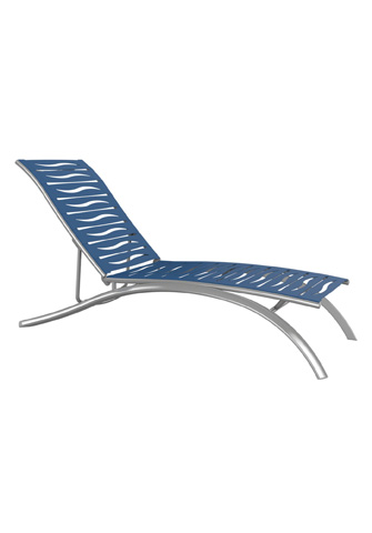 Tropitone Furniture Co., Inc. - South Beach Chaise Lounge - 231432WV