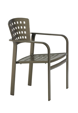 Tropitone Furniture Co., Inc. - Impressions Dining Chair - 260424