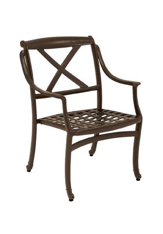 Tropitone Furniture Co., Inc. - BelMar Cast Dining Chair - 311424
