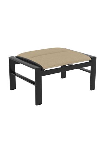 Tropitone Furniture Co., Inc. - Kenzo Padded Sling Ottoman - 381517PS