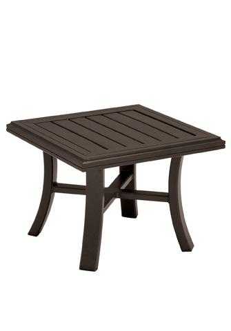 Tropitone Furniture Co., Inc. - Banchetto Square Tea Table - 401138